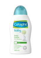 Cetaphil baby daily lotion with shea butter - Front