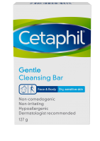 Cetaphil cleansing bar for dry sensitive skin - Portrait