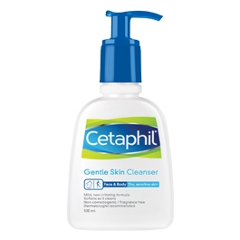 Cetaphil_Gentle Skin Cleanser